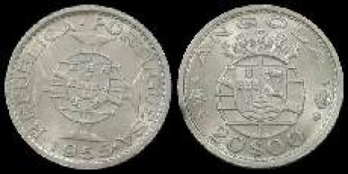 20 escudos; Year: 1952-195; (km 74)