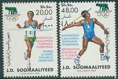 Olympihilex 2v; Year: 1987
