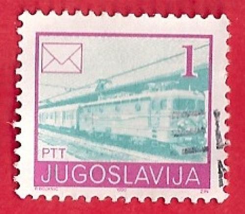 Jugoslavija - Train
