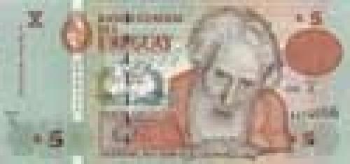 5 Pesos; Uruguay banknotes