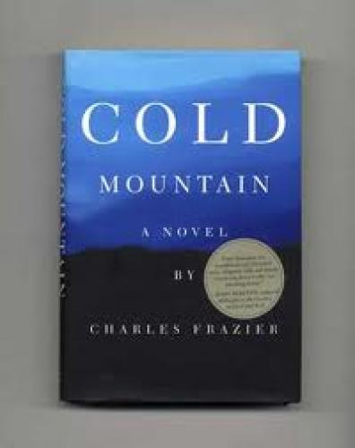 Books; Cold Mountain; a stirring love story
