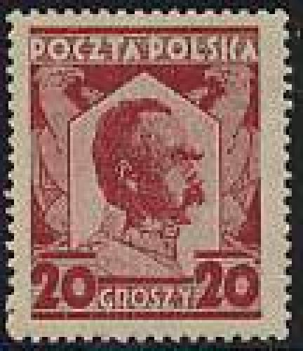 Pilsudski 1v; Year: 1927