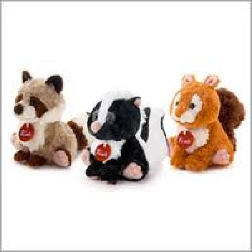 Toys; trudi woodland buddy stuffed animals. The first Trudi