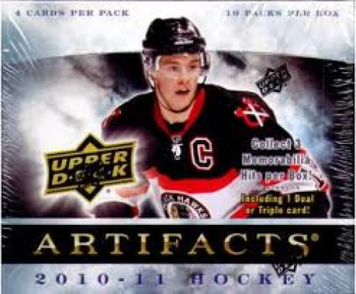 2010-11 Hockey Cards;upper deck