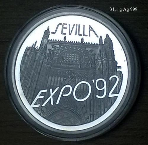 Silver coin 999 Ag