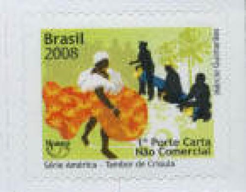 Tambor de Crioula dance 1v s-a