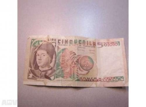 Italy-5000 Liri- 1983