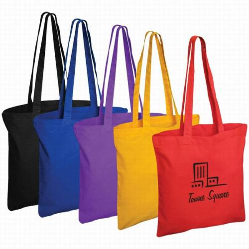 Reusable Cotton Shopping Bag/ Cotton Grocery Bag/ Promotional Bags