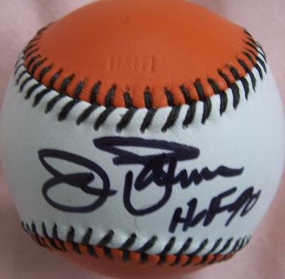 Jim Palmer autographed Orioles 1993 All-Star Game baseball
