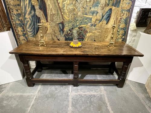 Antique Oak Tables, Antique Oak Side Tables At Period Oak Antiques UK