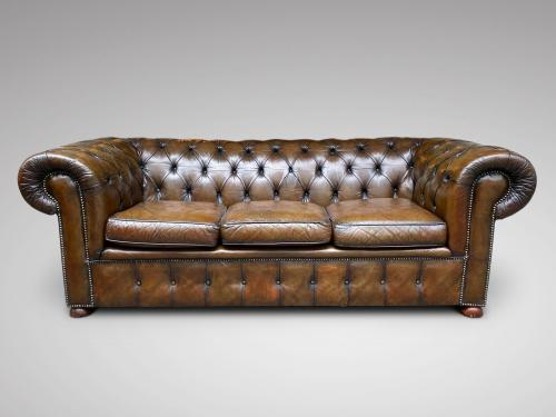 Antique Chesterfields UK: Anthony Short Antiques