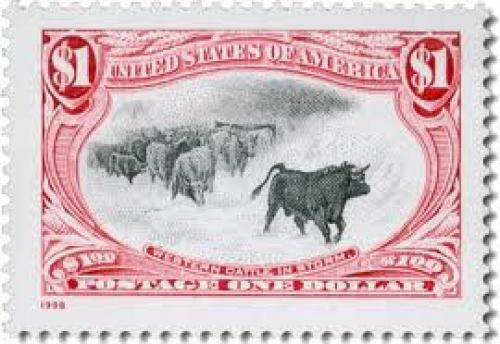 Stamps US; 1898 which many agree was the most beautiful Stamps the US Ever produced