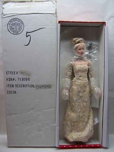 1990s Tonner American Model Daphne
