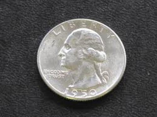 Coin; 1950-P WASHINGTON QUARTER 90% SILVER U.S. COIN