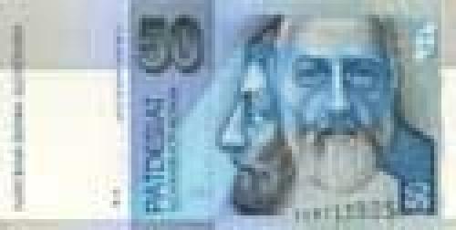 50 Korun; Regular banknotes