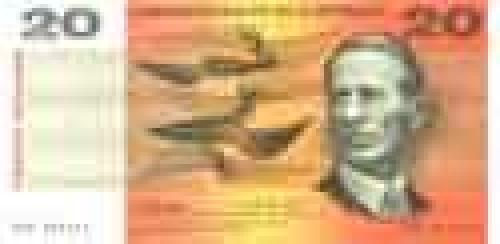 20 Dollars: Commonwealth banknotes