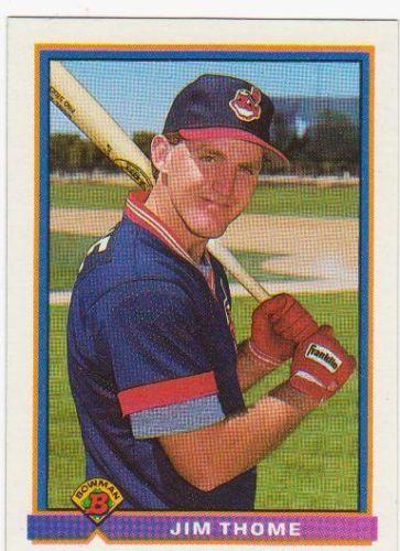 1991 Bowman Jim Thome #68