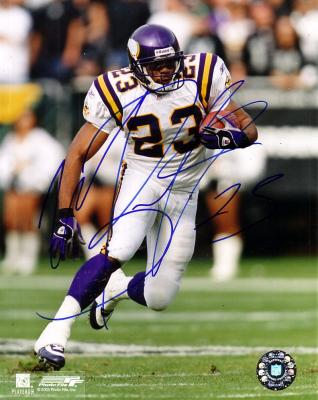 Michael Bennett autographed Minnesota Vikings 8x10 photo