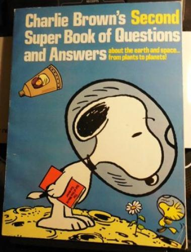 Charlie Brown's Second Super Book of Questions and Answers