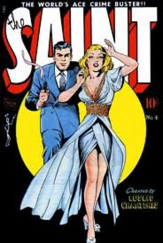 Comics; The Saint was featured in 12 comic books