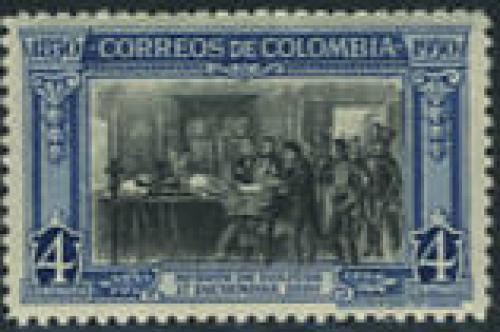 Simon Bolivar 1v; Year: 1930
