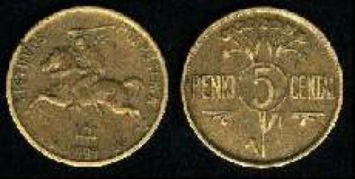 5 centu 1925 (km 72)