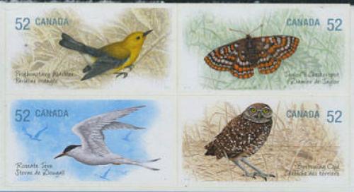 Endangered species 4v s-a