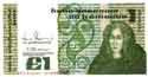 1 Punt; Older banknotes