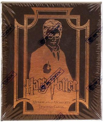 Harry Potter Memorable Moments Series 2 FACTORY SEALED box