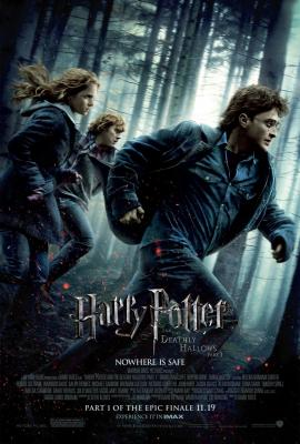 Harry Potter and the Deathly Hallows mini movie poster