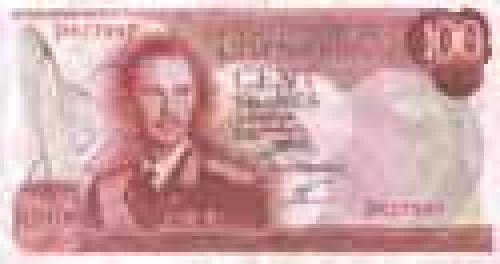 100 Francs; Luxembourg banknotes