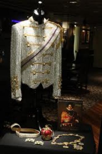 Memorabilia; The King of Pop Michael Jackson