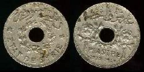 1 piastre 1929-1936 (km 71)