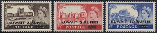 Castles 3v; Year: 1955