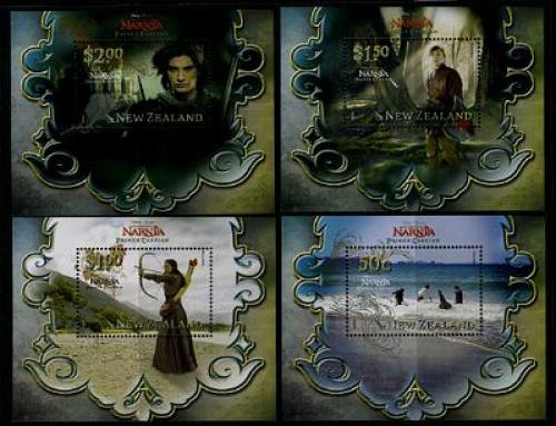Narnia, Prince Caspian 4 s/s