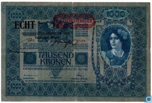 Austria 1000 Kronen