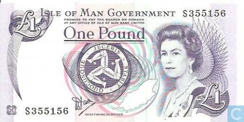 Isla of Man 1 pound