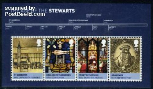 The age of the Stewarts s/s