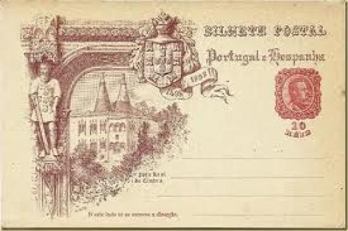 Vintage Postcards from Portugal