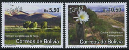 Tarija landscapes 2v