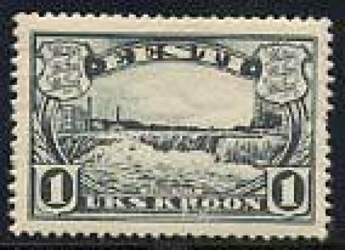 Narva falls 1v; Year: 1933