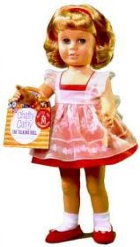 Dolls; In the early 1960's Chatty Cathy
