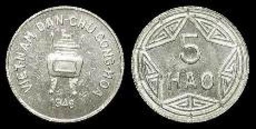 5 hao 1946 (km 2)
