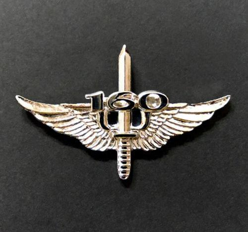 US Army 160th SOAR - Night Stalkers - insignia Metal badge pin