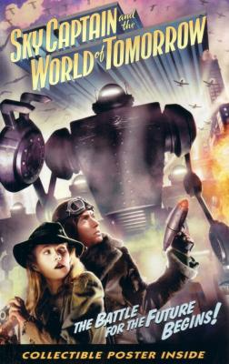 Sky Captain and the World of Tomorrow foldout movie poster
