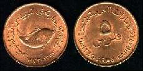 5 fils 1973-1989 (km 2.1)