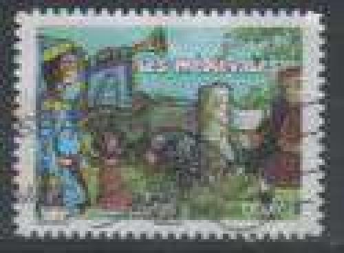 The medieval - Provins