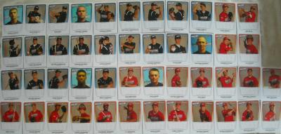 2011 Perfect Game (AFLAC) Topps Bowman 46 Rookie Card set (Lucas Giolito Lance McCullers)