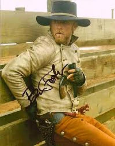 Memorabilia; Ben Foster Autograph
