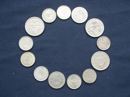 Chile & Other Countries Coins
